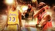 Nowitzki, Jordan, LeBron & Co. Die besten NBA-Spieler aller Zeiten