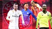 Gareth Bale, Callum Hudson-Odoi, Henry Onyekuru, Nicolas Pepe sind Flügelkandidaten bei Bayern