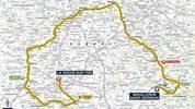 Die Etappen der Tour de France 2018