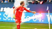 Revier-Derby Schalke 04 - Borussia Dortmund die spektakulärsten Spiele