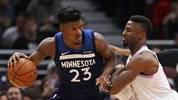 Minnesota Timberwolves v Chicago Bulls