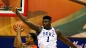 NCAA: Zion Williamson und Duke Blue Devils besiegen Auburn Tigers