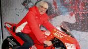 F1 tycon Bernie Ecclestone of Britain po