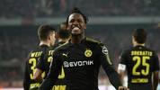 Michy Batshuayi feiert mit zwei Toren in Köln einen Traumeinstand für Borussia Dortmund