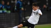 Kai Havertz war gegen Russland einer der besten Spieler im DFB-Team