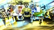 Die Anwärter auf den Sieg bei der Tour de France 2018: Thomas, Froome, Dumoulin, Roglic