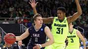 Baylor v Yale, March Madness: Makai Mason