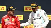 Lewis Hamilton äußert Verständnis für die Reaktion von Sebastian Vettel