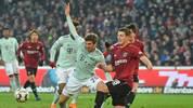 Hannover 96 v FC Bayern Muenchen - Bundesliga