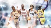 Ewige Top-Scorer: Diese NBA-Spieler haben die meisten Punkte