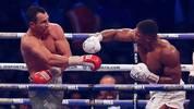 Anthony Joshua besiegte Wladimir Klitschko in London