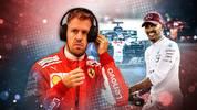 Sebastian Vettel hat den Kampf um den WM-Titel in der Formel 1 noch nicht aufgegeben