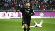 Luka Jovic schießt gegen Freiburg sein 13. Saisontor