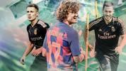 Der BVB hat unter anderen Thorgan Hazard (l.) geholt, Barca hat sich Antoine Griezmann (M.) geangelt und Real Madrid Eden Hazard