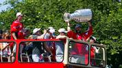 Washington Capitals Victory Parade And Rally