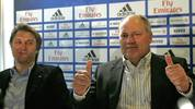 Martin Jol Signs As Head Coach For Hamburger SV