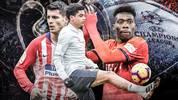 Nachnominierungen für die Champions League vor dem Achtelfinale