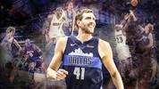 Dirk Nowitzki traf in der NBA auf Legenden wie Michael Jordan, Kobe Bryant etc.