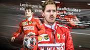 Vettel, Leclerc