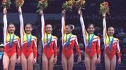 China finish third