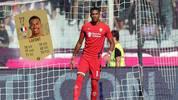 Torwart - Alban Lafont - Verein: AC Florenz- Stärke 77 - Potenzialwert 89