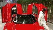 Floyd Mayweather-Ferrari
