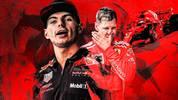 Immer wieder kracht es zwischen Max Verstappen und Sebastian Vettel