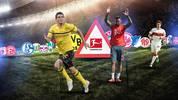 Die Baustellen der Bundesliga-Teams