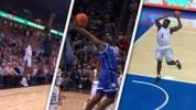 360-Dunk und Monsterblock: Die Highlights von Duke-Star Zion Williamson