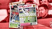 Champions League, Juventus Turin, Atletico Madrid, Diego Simeone, Cristiano Ronaldo