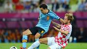 Croatia v Spain - Group C: UEFA EURO 2012