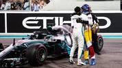 Fernando Alonso, Lewis Hamilton