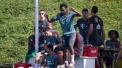 FC Bayern Muenchen Doha Training Camp - Day 6