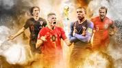WM 2018: Favoritencheck zum Halbfinale mit Kroatien, Belgien, Frankreich, England