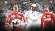 Formel 1 Topverdiener