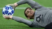 Iker Casillas wurde nach einer Herzattacke operiert