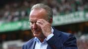 Karl-Heinz Rummenigge sieht den FC Bayern für die Zukunft auf Außen gut aufgestellt