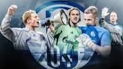Schalkes Torhüter seit 2000