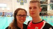 Die deutschen Schwimm-Asse Sarah Köhler und Florian Wellbrock sind seit einem Jahr ein Paar