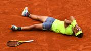 Rafael Nadal hat zum zwölften Mal die French Open gewonnen