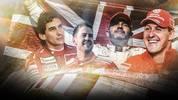 Lewis Hamilton und Sebastian Vettel schaffen es im Ranking in die Top-15