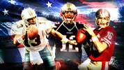Tom Brady, NFL, Quarterbacks, GOAT-Ranking, Joe Montana, Dan Marino