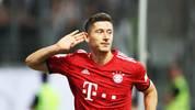 Robert Lewandowski war mit drei Toren der Matchwinner im Supercup