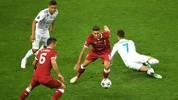 Champions League: Der Weg des FC Liverpool zurück ins Finale