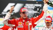 Ranking: Die größten Formel 1 Fahrer aller Zeiten PLATZ 15 – KIMI RAIKKÖNEN (1 WM-Titel, 20 Grand-Prix-Siege)