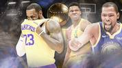NBA: Powerranking mit Warriors, Lakers, Mavericks