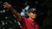 Golf-Star Tiger Woods wurde beim PGA Championship in St. Louis Zweiter