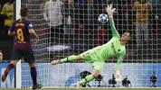Marc-Andre ter Stegen erwischte zuletzt gegen den FC Sevilla einen Sahnetag