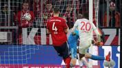 Dreierpack beim FC Bayern München - diese Bundesliga-Spieler schafften es