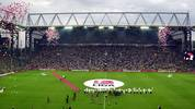 FUSSBALL: 1. BL 02/03, BORUSSIA DORTMUND - HERTHA BSC BERLIN
